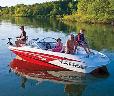New Boats By Top Brands